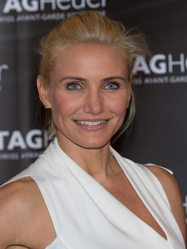 <strong>Cameron Diaz</strong> <br>Diaz back to her signature blonde earlier this year.