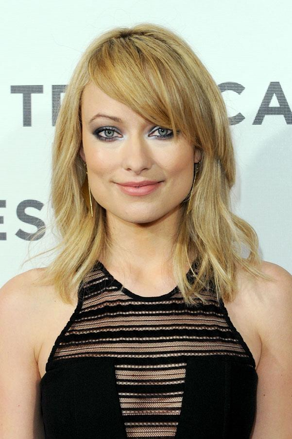 <strong>Olivia Wilde</strong> <br>Wilde experimented with a honey-blonde hue last year.