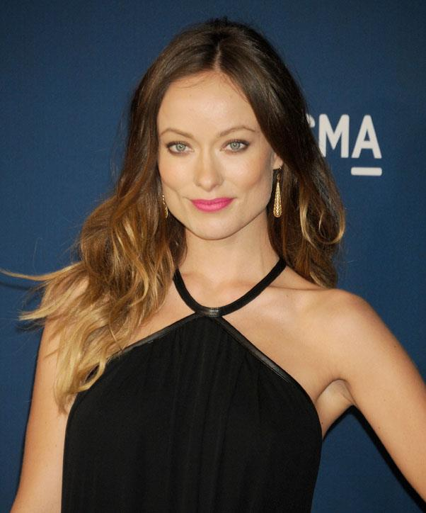 <strong>Olivia Wilde</strong> <br>But has since found her hair-calling with this long balayed look.