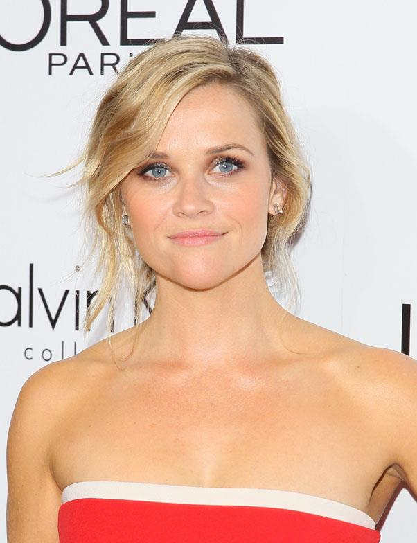 <strong>Reese Witherspoon</strong> <br>But the Oscar-winner always comes back to her favourite buttery-blonde.