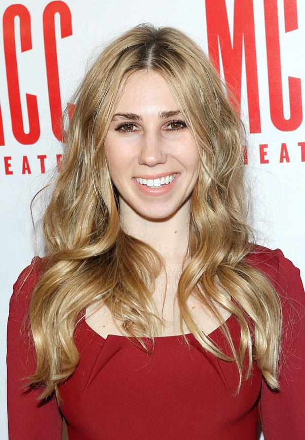 <strong>Zosia Mamet</strong> <br>The <em>Girls</em> star wowed us with her new blonde locks earlier this year.