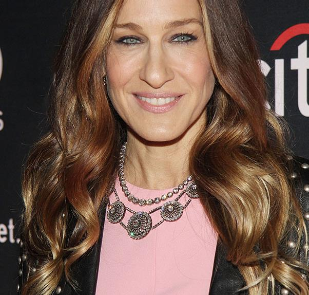Actress and designer Sarah Jessica Parker