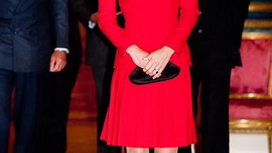 Duchess Kate in Alexander McQueen: her most stylish moments