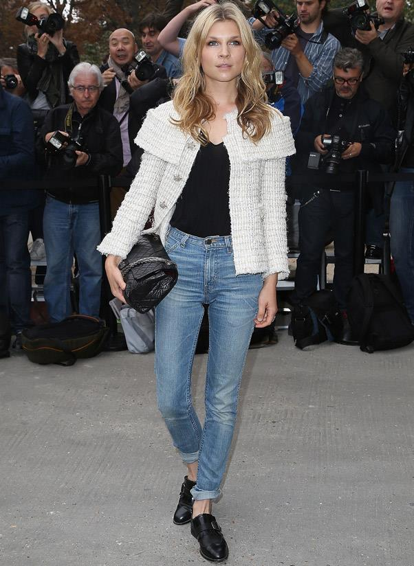 <strong>Chanel 2.55</strong><br> The Chanel 2.55 bag debuted in February of the year 1955 (hence the 2.55) and has been the ultimate luxe accessory every since.<br> <i>Now: Clémence Poésy (2013)</i>