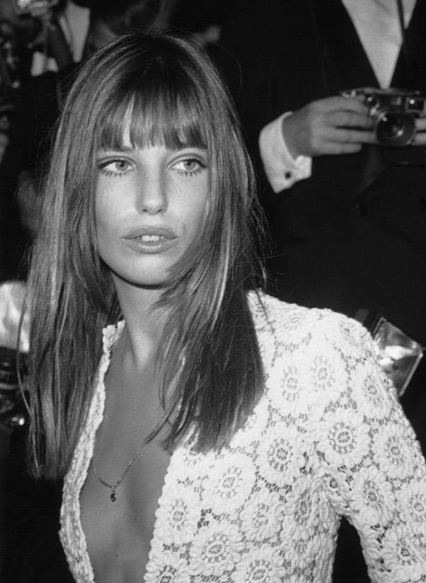 <b>Hermès Birkin</b><br> You know the story… In 1981, Hermès chief executive Jean-Louis Dumas was seated next to Jane Birkin on a flight from Paris to London. She complained about not being able to find a decent sized leather bag she liked. And he delivered. <br> <i>Then: Jane Birkin (1969)</i>