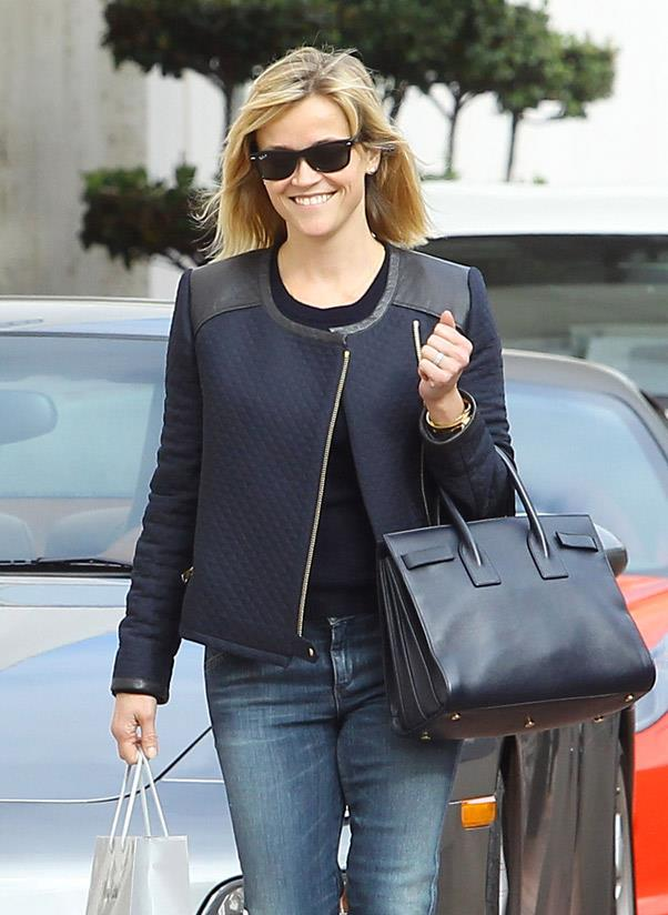 <strong>Saint Laurent Sac de Jour </strong><br> The epitome of French sophistication, the Saint Laurent Sac de Jour is minimalistic, practical and <em>très</em> chic – all the makings of a true It bag 2014-style. <br> <i>Reese Witherspoon (2014)</i>