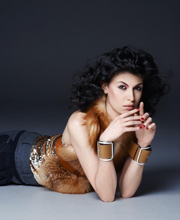 In <em>Givenchy by Riccardo Tisci</em>.