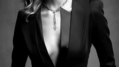 Daria Werbowy's stunning campaign for Tiffany & Co