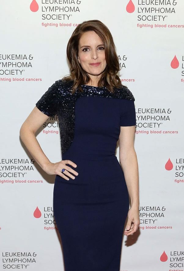 <strong>Tina Fey</strong> received a Bachelor of Arts degree majoring in drama from the University of Virginia.