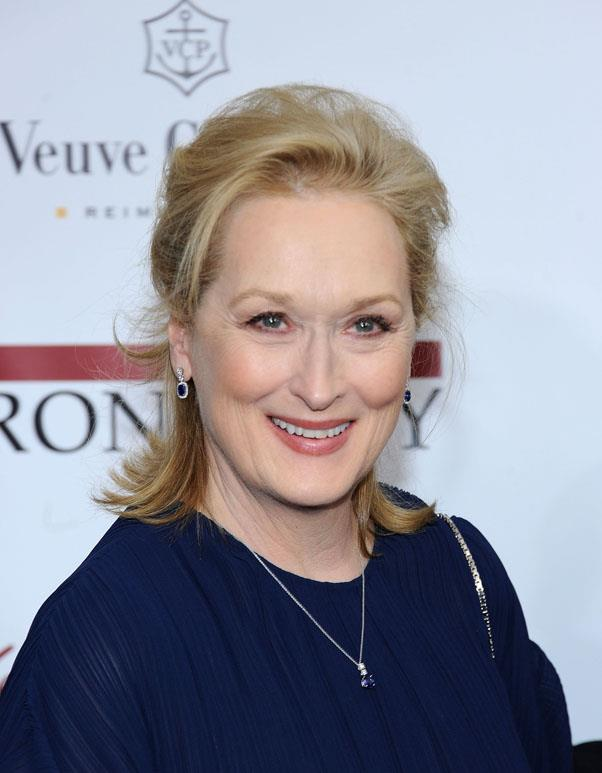 <strong>Meryl Streep</strong> received her Bachelor of Arts degree majoring in Drama from Vassar College in 1971 beore subsequently earning an master's degree from the Yale School of Drama.