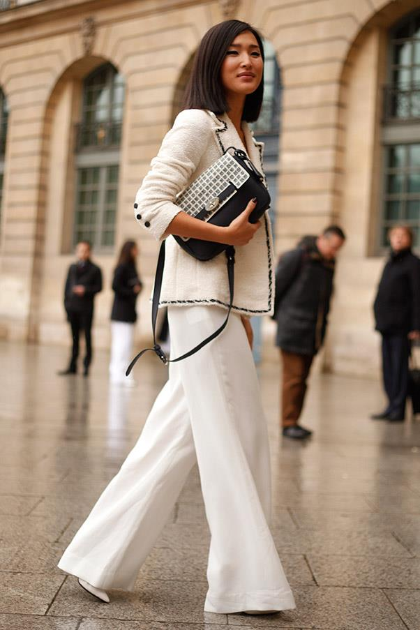 <strong>White out</strong> <br>Try lashings of black to contrast the crisp whites.
