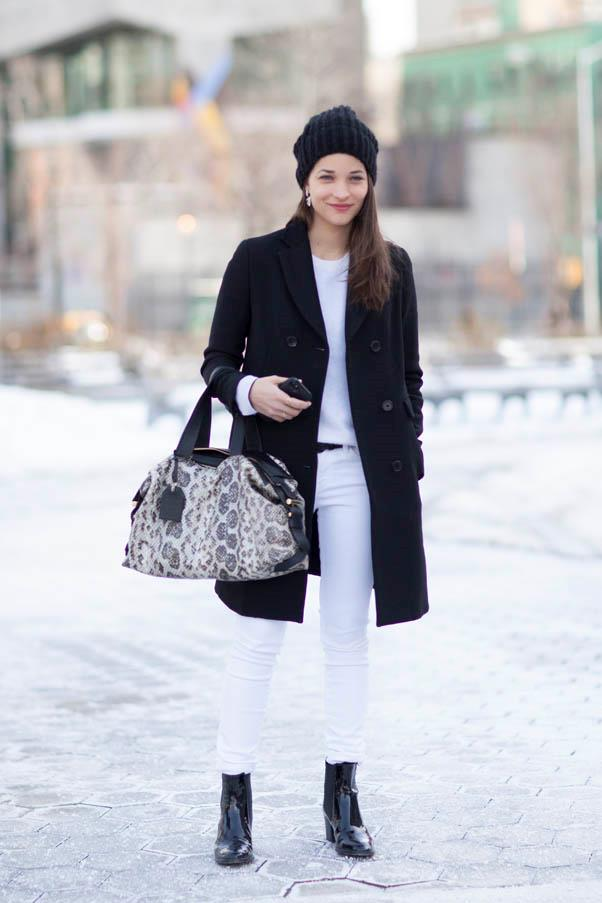 <strong>White jeans</strong> <br>The freshest denim trend right now is crisp white jeans - and they're not just for spring.