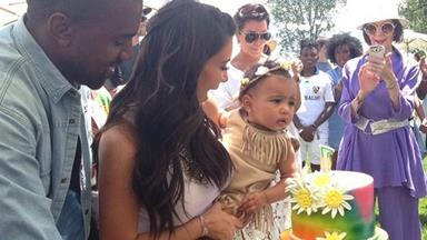 Inside North West's first birthday festival