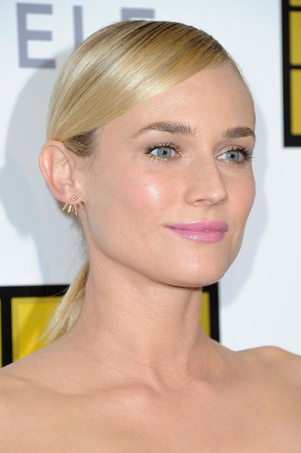 <strong>Investment jewellery</strong> <br>Investing in the right pieces of jewellery doesn't necessarily involve spending big. But choosing the right selection of pieces for your wardrobe will pay off, adding that extra je ne sais quoi to any outfit. <br><em>Diane Kruger</em>