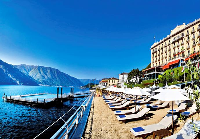 "<strong><a href=""http://www.grandhoteltremezzo.com"">Grand Hotel Tremezzo</a>, Lake Como</strong> <br><br>Italians are not known for their discreet approach when it comes to luxury — more is more tends to be the rule — and yet there is something positively genteel about the Italian Lakes. Could the likes of Byron, Shelley, Goethe, Balzac, Twain and Woolf, visitors all, have been wrong?"
