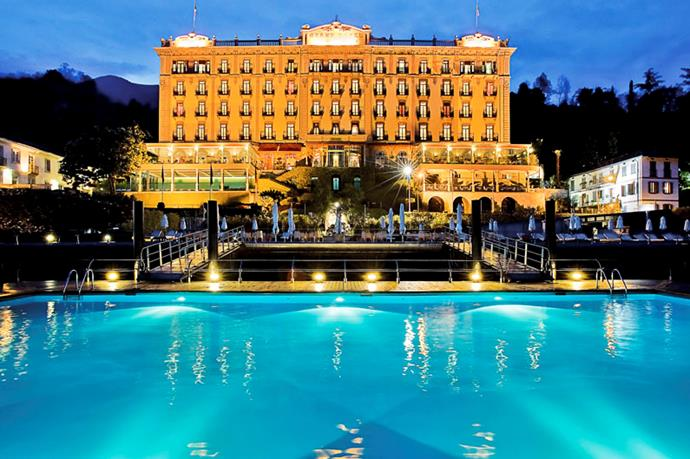 "<strong><a href=""http://www.grandhoteltremezzo.com"">Grand Hotel Tremezzo</a>, Lake Como</strong> <br><br>Head north from Como, the main town on the eponymous lake, fleeing the traffic congestion caused by the daytrippers trying to grab a glimpse of George Clooney. Tremezzo is a tiny lakeside village presided over by the Grand Hotel Tremezzo, a family-run villa that provides the perfect hideout for those wanting to cocoon themselves in quietly romantic glamour."