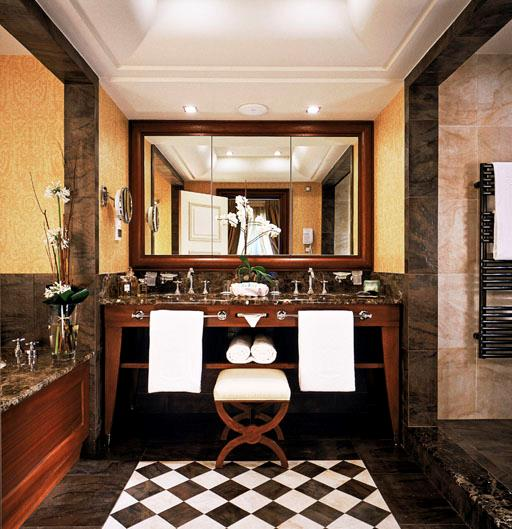 "<strong><a href=""http://www.lhw.com/hotel/Hotel-Metropole-Monte-Carlo-Monte-Carlo-Monaco"">Hotel Metropole</a>, Monte-Carlo</strong> <br><br>Its three restaurants are managed by esteemed chef Joël Robuchon, while Lagerfeld's handiwork in the pool area is an amazing fresco-style installation portraying the story of Ulysses.  Lagerfeld also designed a light constellation for the pool, so when the sun sets, it's hard to beat as a spot in which to sip a cocktail, enjoy the DJ and a Robuchon canapé, and rub shoulders with Monaco jetsetters. <br><em>- Eugenie Kelly</em> <br><br><a href=""http://www.lhw.com/hotel/Hotel-Metropole-Monte-Carlo-Monte-Carlo-Monaco"">lhw.com/Metropole</a>"