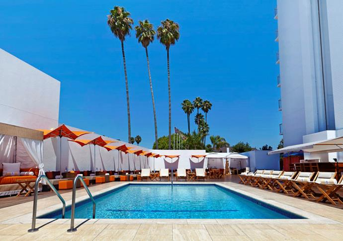 "<strong><a href=""http://www.lhw.com/hotel/Mr-C-Beverly-Hills-Los-Angeles-CA"">Mr. C</a>, Beverly Hills </strong> <br><br>Mr. C's special gift is to provide an oasis within the eye of the LA hubbub. The hotel's complimentary town-car service can get you to the nearby Beverly Center or the Fred Segal on Melrose. But it's just as tempting to book one of the hotel's poolside cabanas — the teak-framed pool is Old Hollywood cool — and order from the Cipriani classics on the menu: you can't really go wrong with carpaccio, burrata and taggiasca olives, and more of those bellinis. <br><em>- Frances Hibbard</em> <br><br><a href=""http://www.lhw.com/hotel/Mr-C-Beverly-Hills-Los-Angeles-CA"">lhw.com/hotel/Mr-C-Beverly-Hills-Los-Angeles-CA</a>"