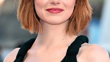 Emma Stone's best haircut yet