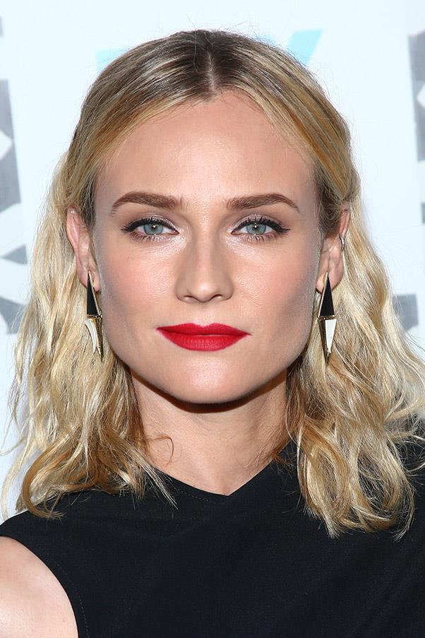 <strong>Diane Kruger</strong> <br>Beautifully defined and impeccably arched, we're yet to see a photo with this German actress's brows looking anything but picture perfect.