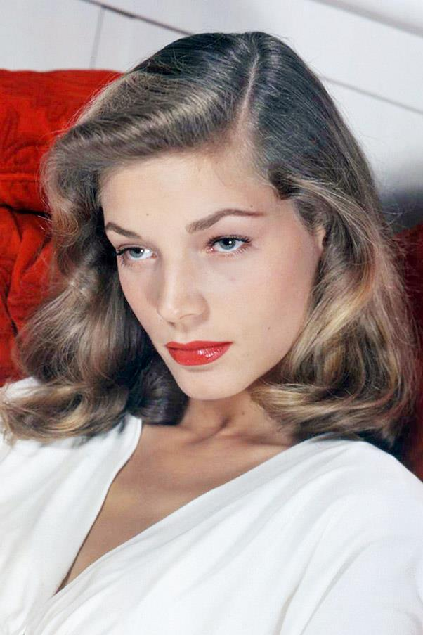 <strong>Lauren Bacall</strong> <br>The iconic actress's famous sultry gaze was made all the more powerful by her perfectly arched brows.