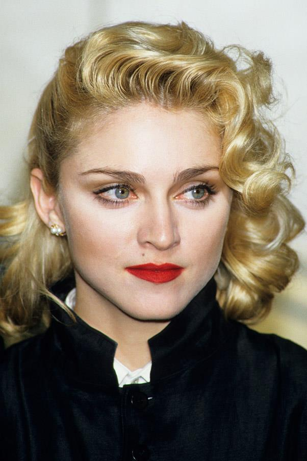 <strong>Madonna</strong> <br>The <em>Material Girl </em>never does things by half, and her eyebrows in the '80s proved no exception.