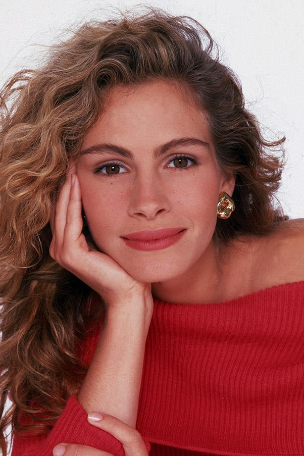 <strong>Julia Roberts</strong> <br>Softly arched and beautifully untamed, Robert's brows lent an air of innocence to America's sweetheart.