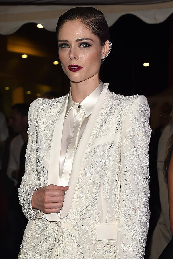 "<strong>Coco Rocha</strong> <br>The Canadian supermodel was born Mikhaila Rocha, but her mother nicknamed her Mon petit Coco - and ""from kindergarten it became my name,"" she says."