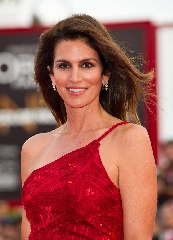 <strong>Cindy Crawford</strong> <br>The legendary supermodel's first name is actually Cynthia, with Cindy being a nickname that stuck.