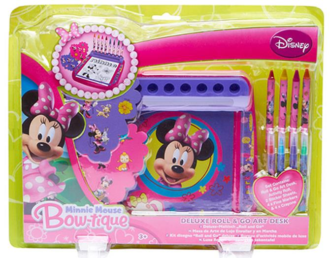 Minnie Mouse Bowtique available at Target
