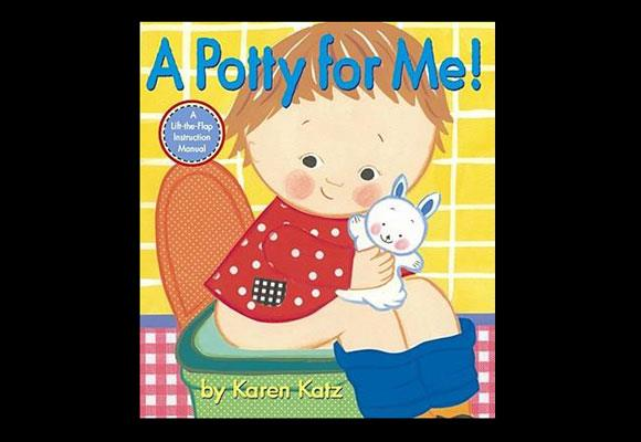 I didn't actually buy this one, as the promotional line: 'I peed my pants but mommy said that's okay' had me clicking very fast to find to a book with no mention of wet pants.   BUT it is a lift-the-flap book and every toddler loves a lift-the-flap book, so definitely worth checking out – it looks lovely. I just want dry pants.