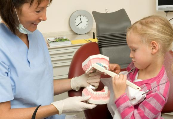 """Even with milk teeth, limiting sweets and sugary drinks can give your child the best start to healthy teeth. Regular six months [checkups with a dentist](https://www.nowtolove.com.au/health/diet-nutrition/the-real-reason-why-youre-afraid-of-the-dentist-13131 target=""""_blank"""") can give you an indication if they are getting too much sugar in their diet. Fruit juice may be high in sugar but it passes the teeth quickly (although fills them up enough not to want healthier foods), but sticky foods high in sugar like lollies or even dried fruit are more likely to create damage if consumed regularly."""