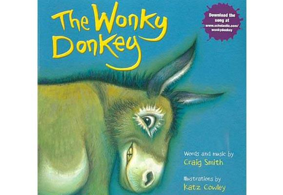 Do you have a favourite toddler book to add the list?  Surely the New Zealand hit 'The Wonkey Donkey' by Craig Smith should rate a mention?   Join our Mother & Baby forum to discuss book, names and children's issues.