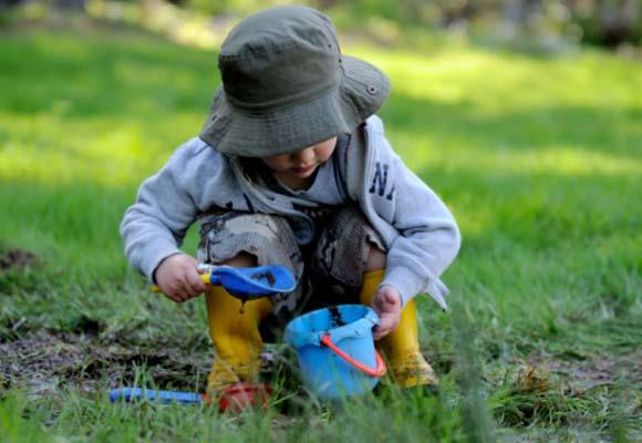 """**Lower your expectations**  Toddlers are by nature noisy, dirty, messy and accident-prone. It's silly to expect a two-year-old to handle cutlery like an adult and playing in mud can be a favourite pastime of the [toddler](https://www.nowtolove.com.au/parenting/expert-advice/deconstructing-temper-tantrums-18844