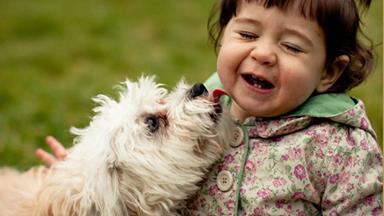 How to protect your children from pet germs and worms