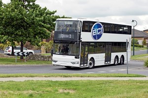 New BCI Buses for sale