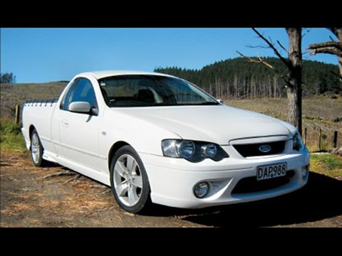 Ford Falcon Fgx Xr6 Turbo Ford Motor Aussie Muscle Cars Ford