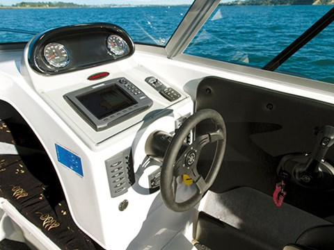 Fi-Glass Warrior Outboard Hardtop