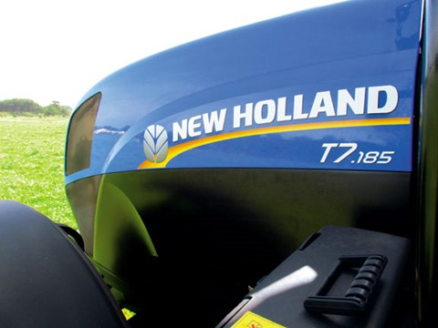New Holland T7 185 tractor review