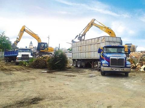 Business profile: Hastings Demolition