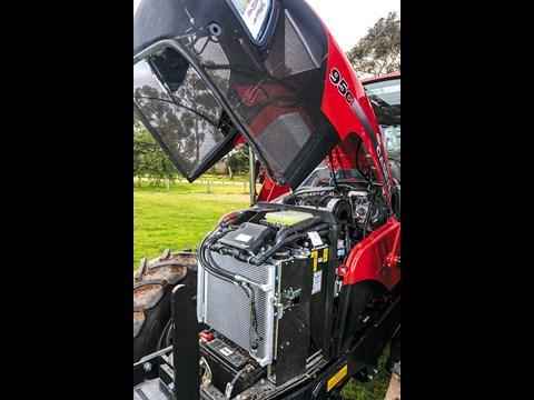 Top Tractor 2016: Case IH Farmall 95C