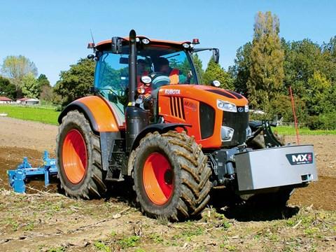 Kubota M7-1 tractor review