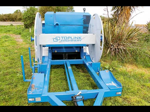 Tramspread slurry system review