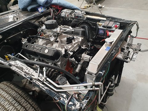 21 engine in 2