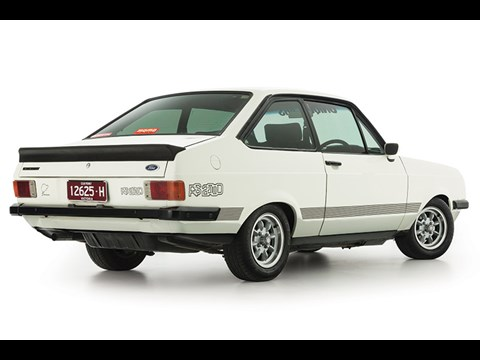 Ford Escort Rs2000 Mk2 Review