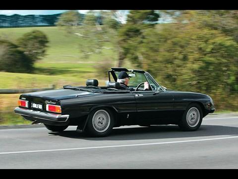 Alfa Romeo Spider Veloce Tire Pressure Gauge NEW