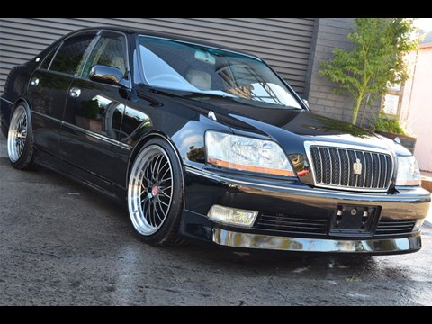 2000 Toyota Crown Majesta Today S Tempter
