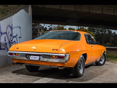holden hq monaro 5