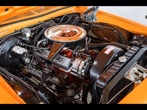 holden hq monaro engine bay