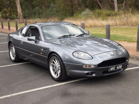 1996 Aston Martin Db7 Today S Tempter